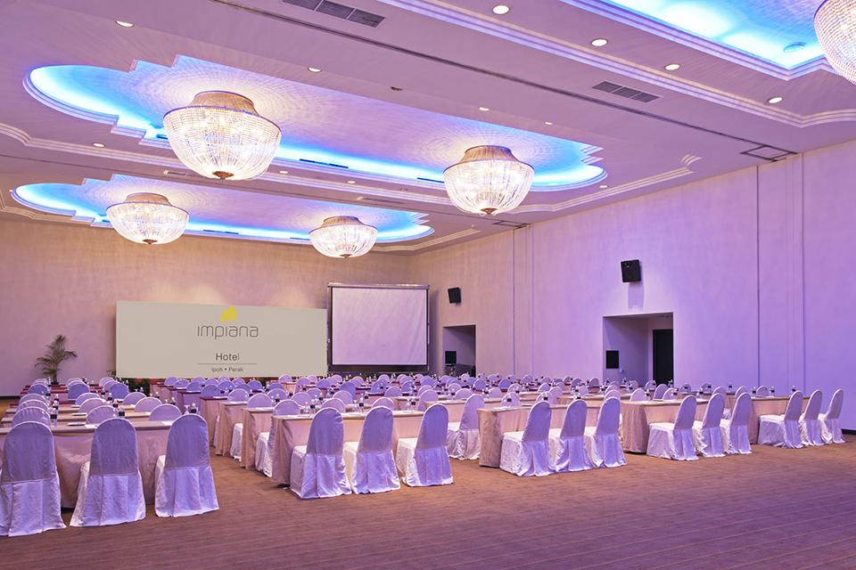 Banquet services impiana hotel ipoh