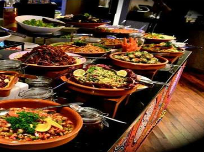 Buffet Dinner At The Coffee House Impiana Hotel Ipoh
