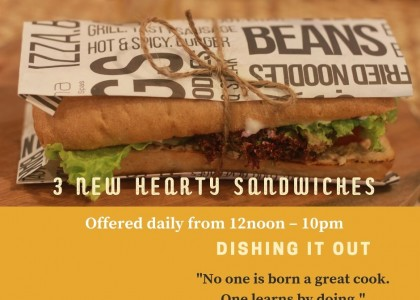 Hearty Sandwich